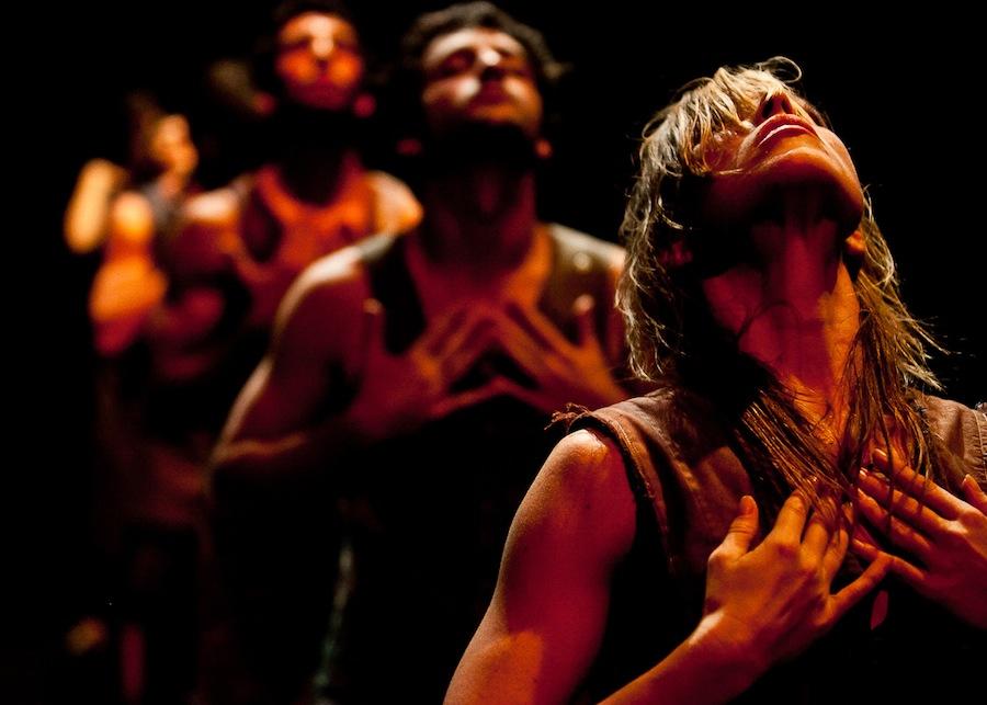 "Theatre dybbuk, ""Cave"""