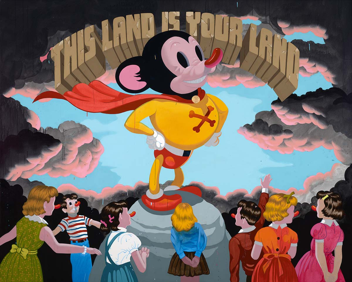 "Victor Castillo's ""This Land is Your Land"" 