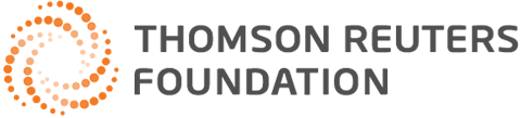 Thomson Reuters Foundation logo
