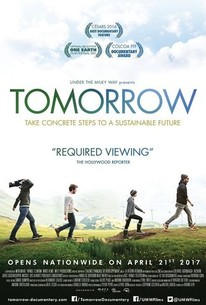 """Tomorrow"" Movie Poster"
