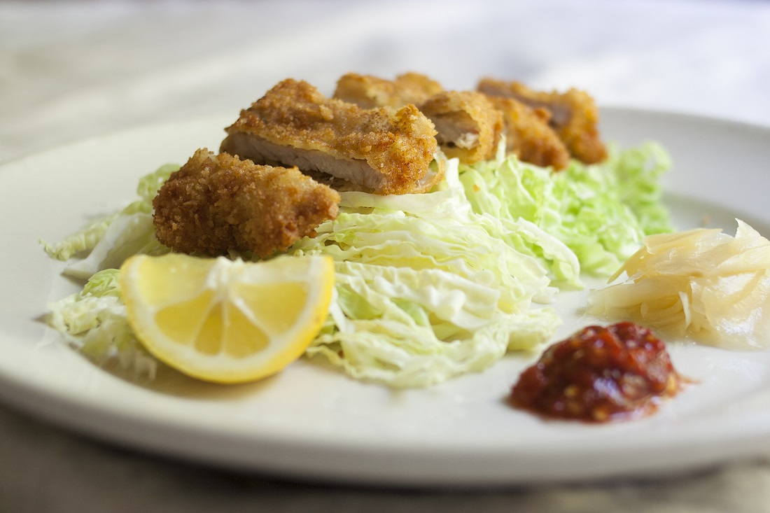 Tonkatsu: Fried Pork Cutlet