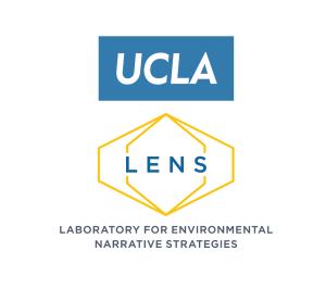 UCLA LENS logo