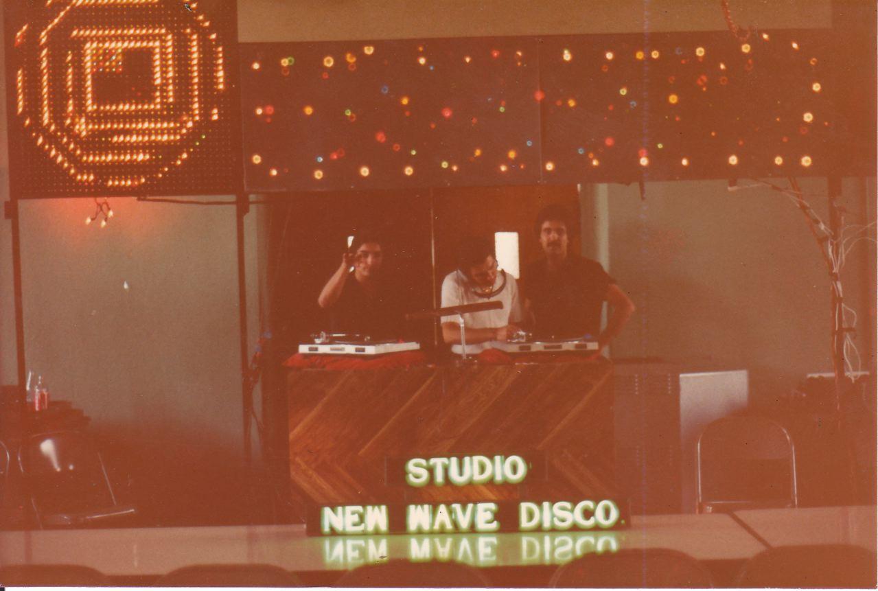 1979: Studio Disco was born!