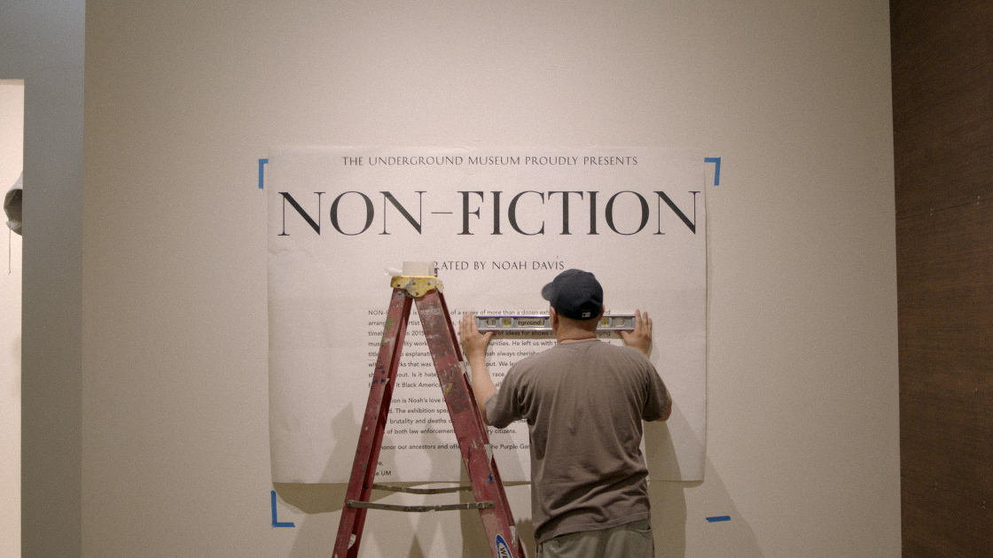 """""""Non-Fiction"""" at the Underground Museum"""