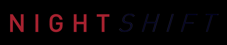nighshift title logo
