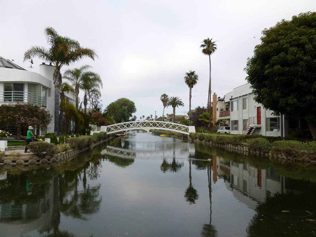Venice Canals Bridges