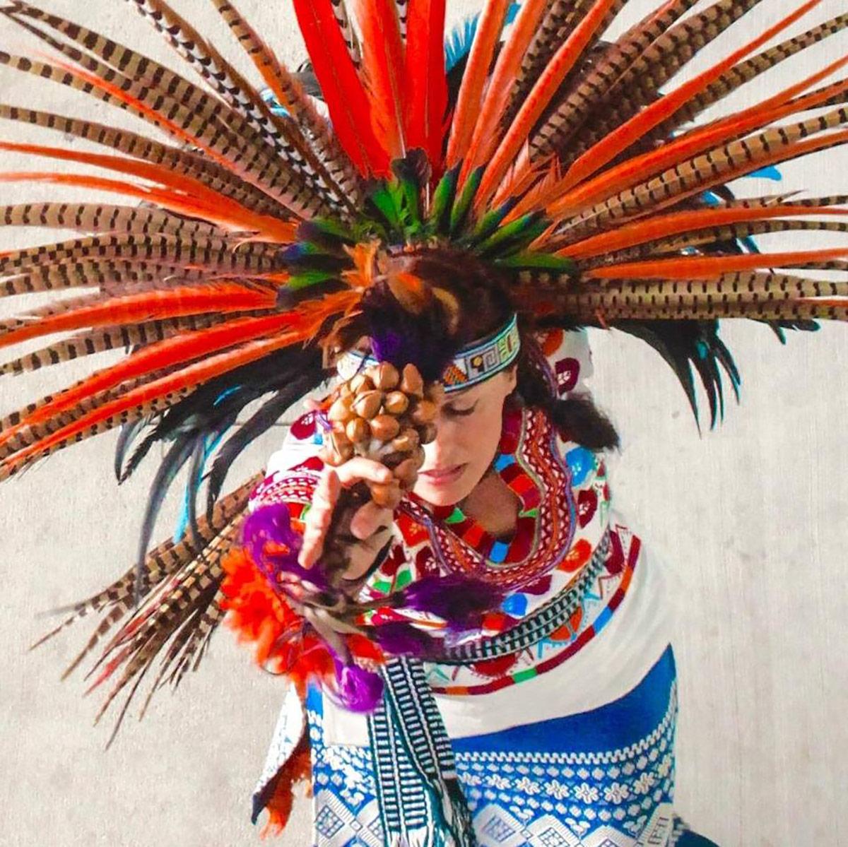 Veronica Valadez dances   Courtesy of Veronica Valadez