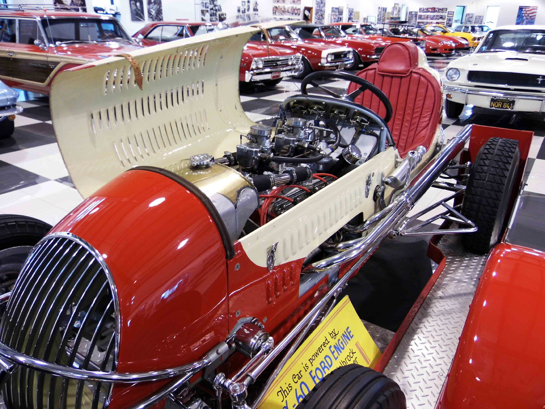 5 Lesser-Known Classic Car Collections | KCET