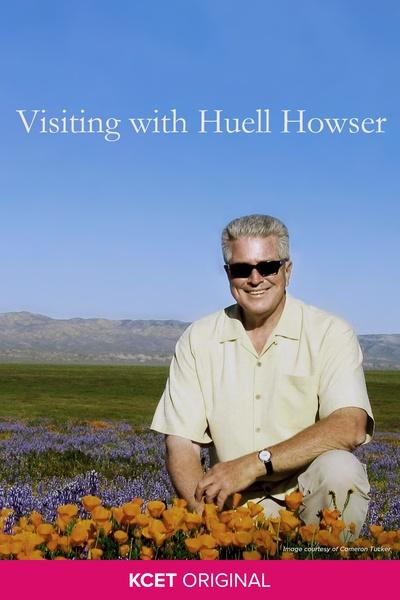 Huell Howser Poster