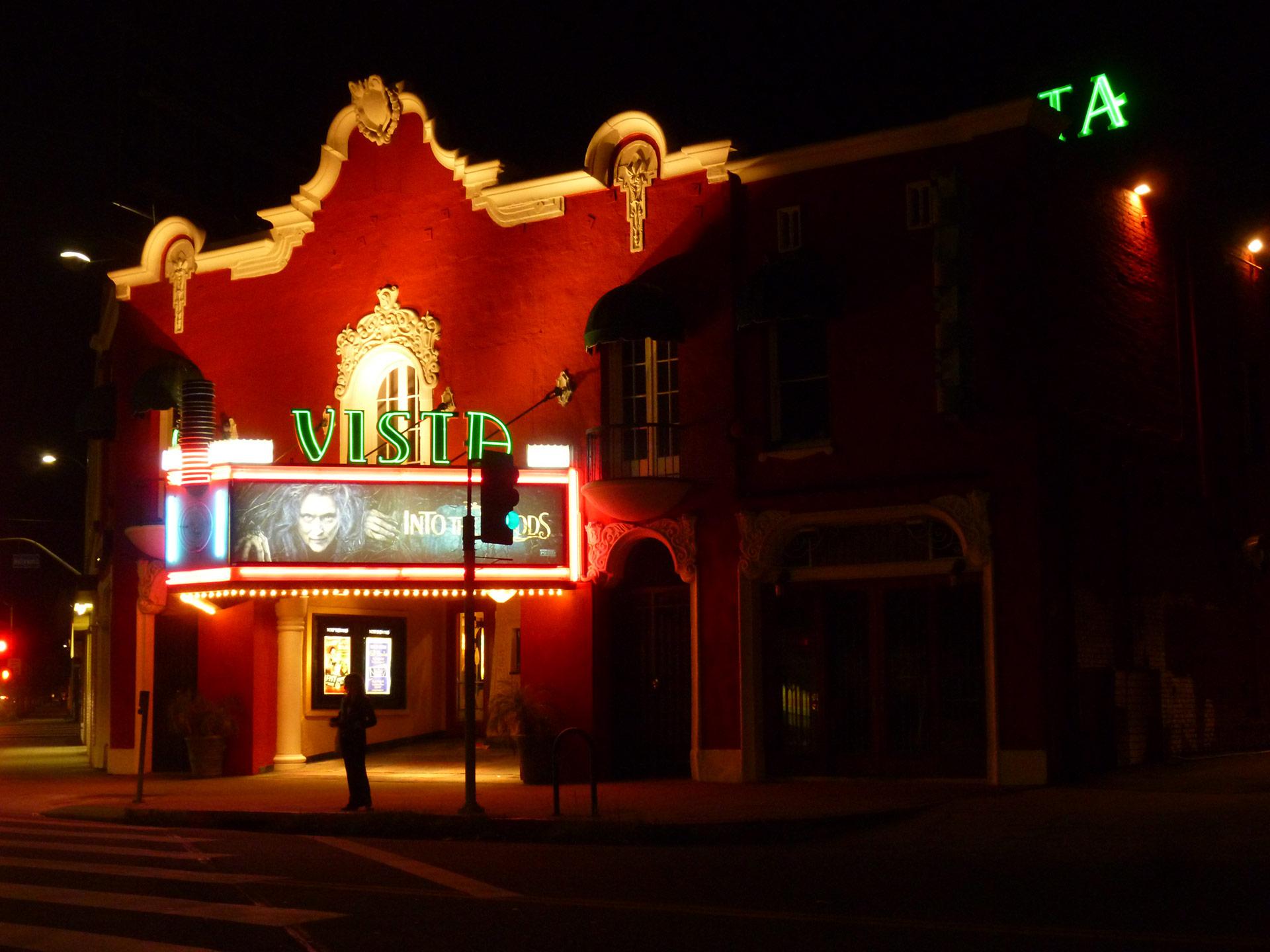 Vista Theatre | Sandi Hemmerlein