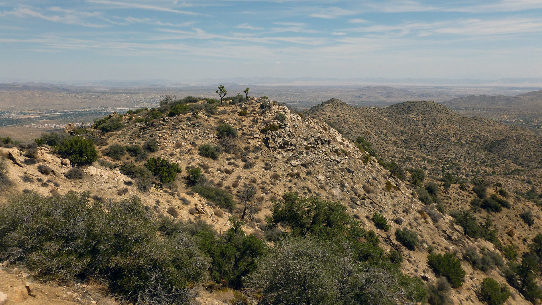 View From Warren Peak