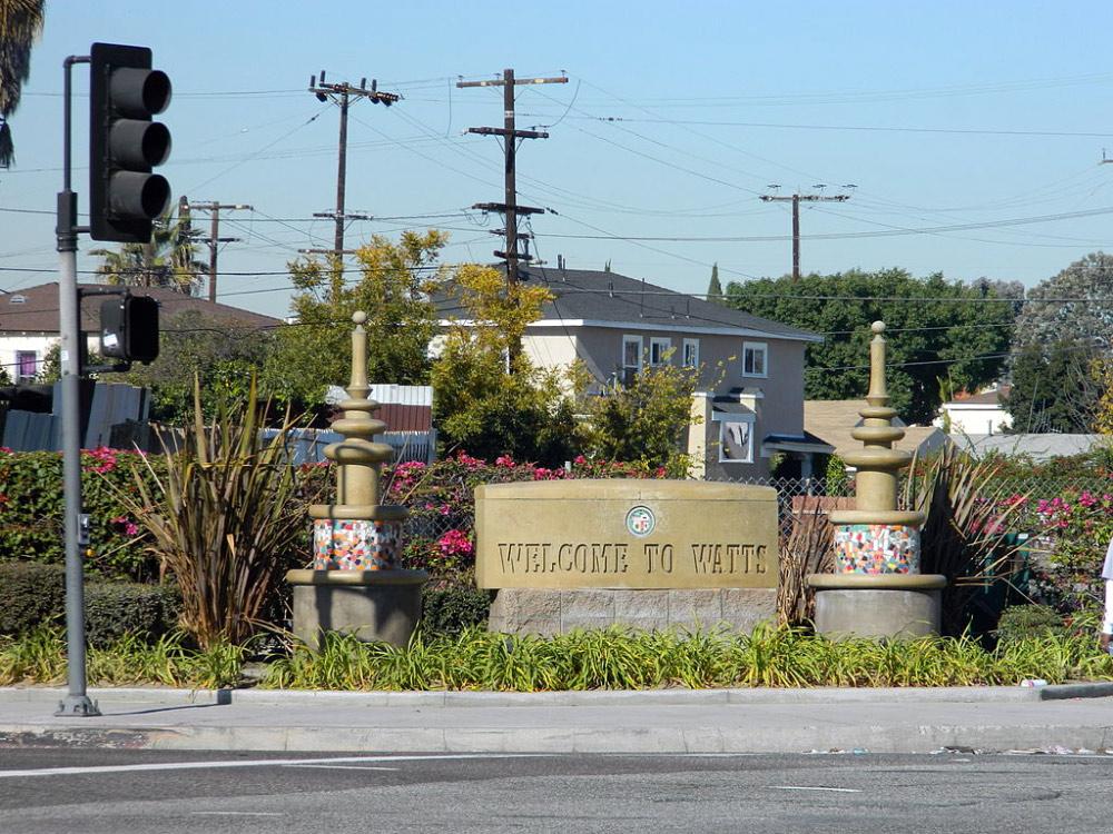 Watts, California