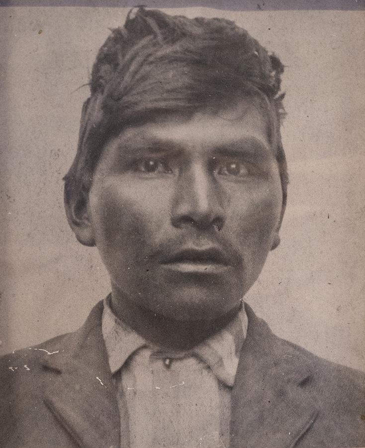 Willy Boy Portrait