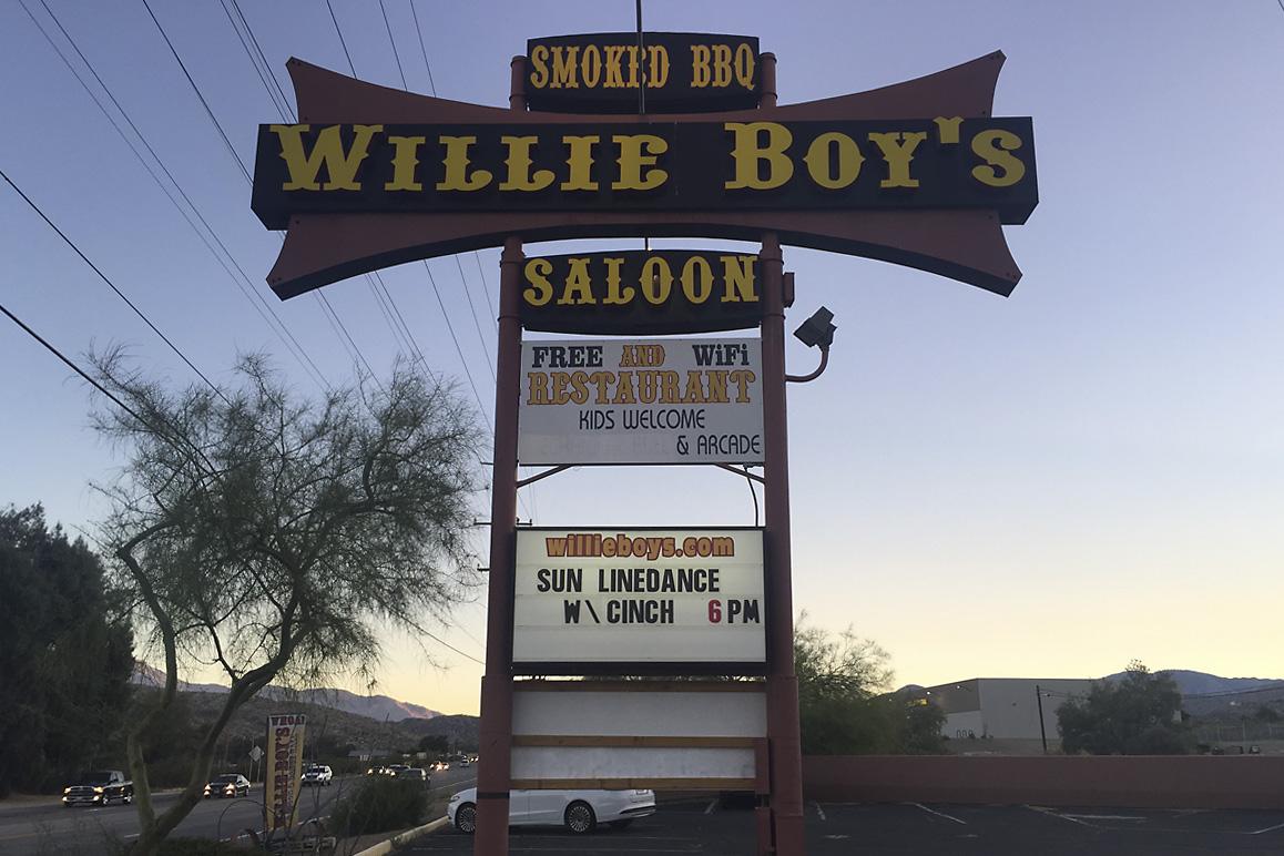 Willie Boy's Saloon