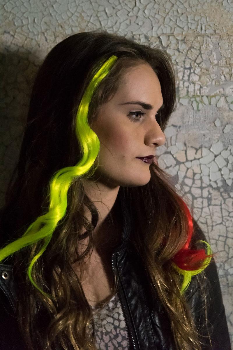 "Rowen Sabala stars as Vireo in ""Vireo."" | David Soderland"