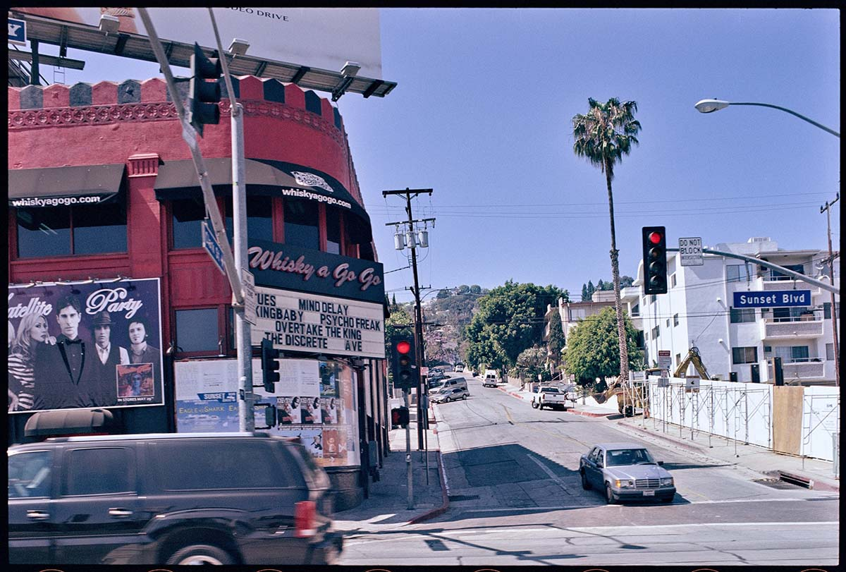 Whisky a Go Go, 2007 | From the Streets of Los Angeles Archive. The Getty Research Institute, 2012.M.1. © Ed Ruscha