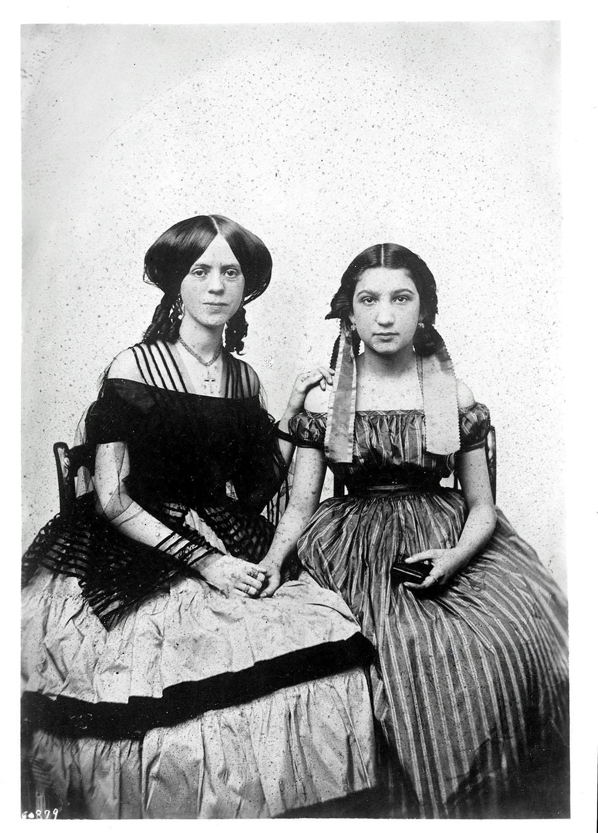 Maria de Jesus Wilson and Medora Hereford