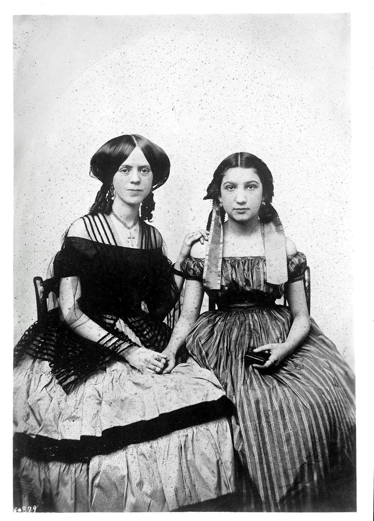Maria de Jesus Wilson and Medora Hereford