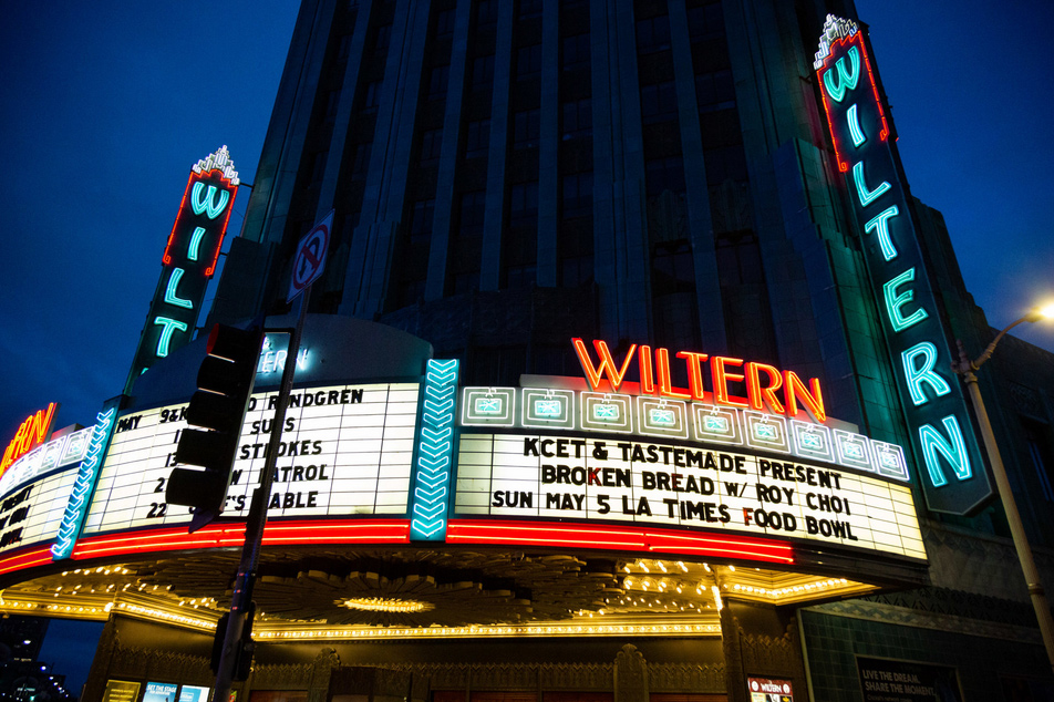KCET and Tastemade's world premiere of BROKEN BREAD at The Wiltern on May 5, 2019 as part of the LA Times Food Bowl.