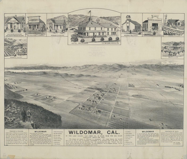 Wildomar Map