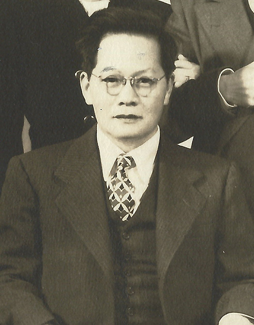 Edmund Wong's paternal grandfather | Courtesy of Edmund Wong