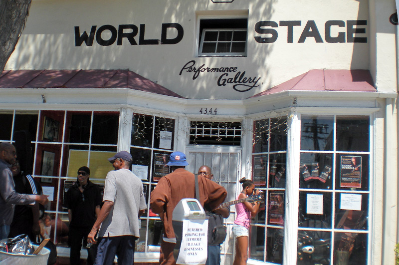 World Stage - Leimert Park