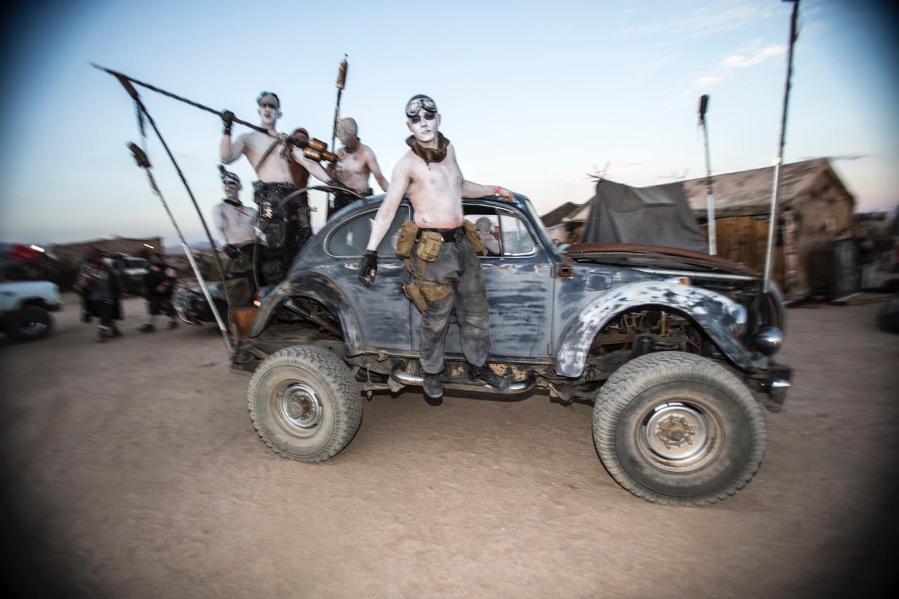 Wasteland Weekend. | Photo: Cormac Kehoe, courtesy of Wasteland Weekend.