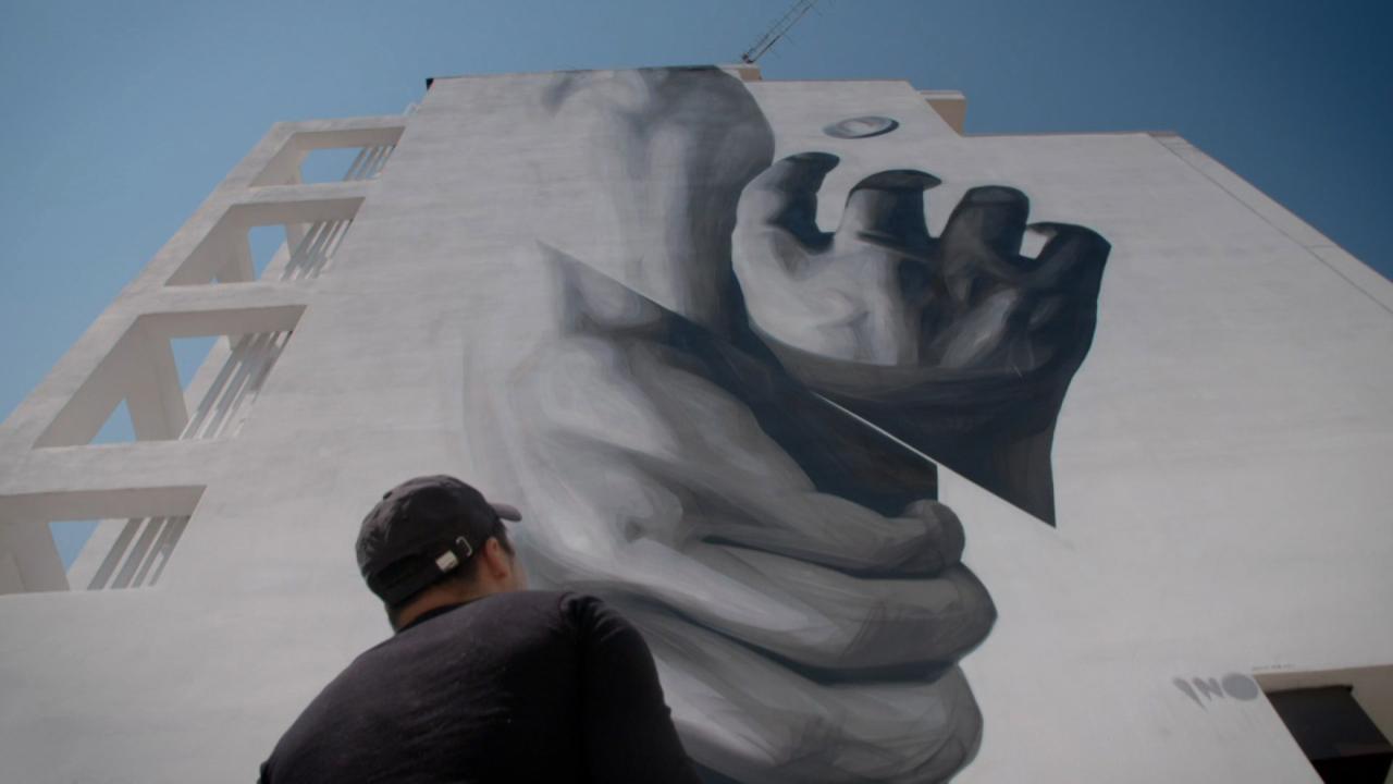 S1 E3: Athens - Art as Solace