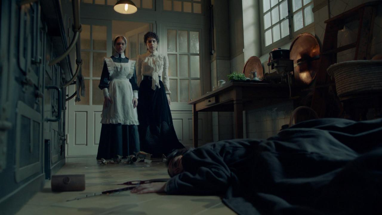S1 E8:The Blood of the Maiden