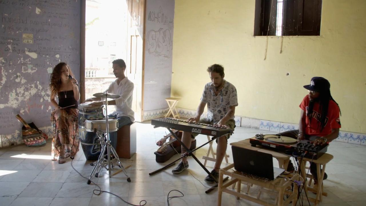 S2 E4: Havana - Art From a Disconnected Island