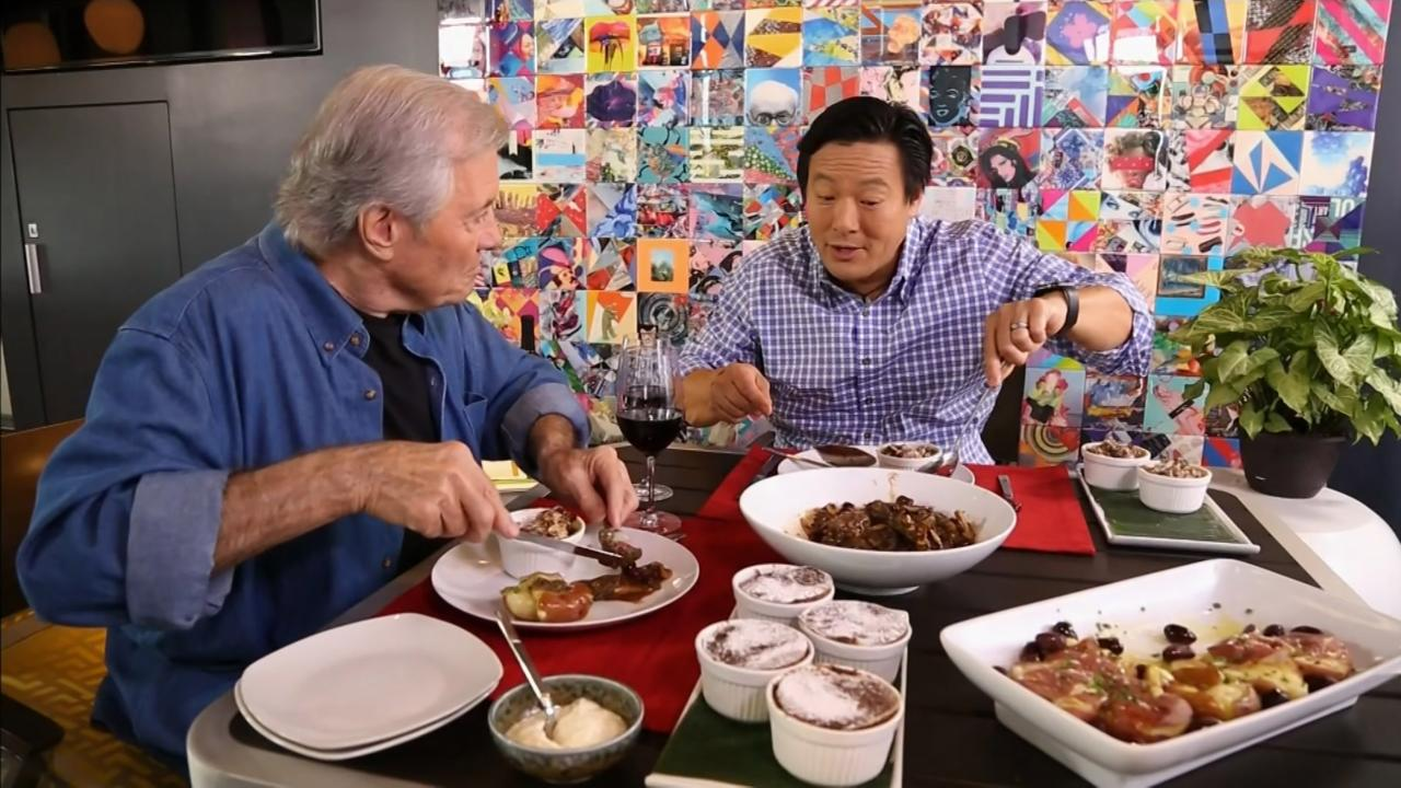 Simply Ming: Jacques Pepin