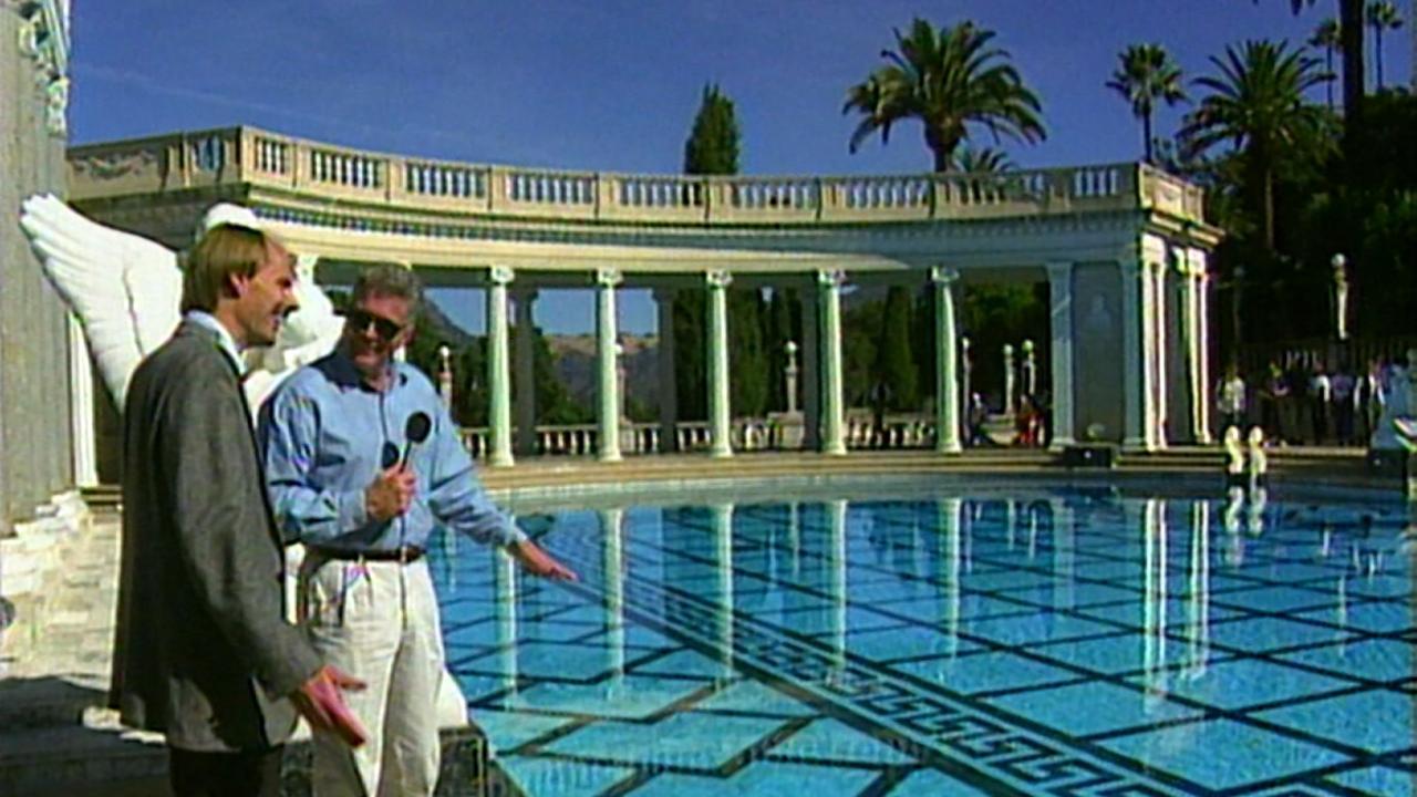 California's Gold: California Pools