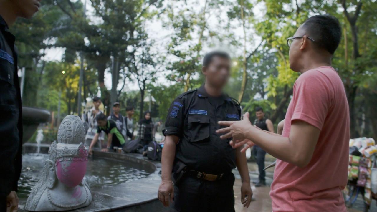 S3 E3: Jakarta - Art Defying Moral Conservatism