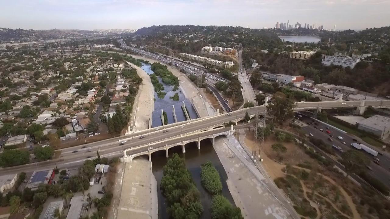 S1 E2: Los Angeles River - From Mountain Wilderness to Cement Corset