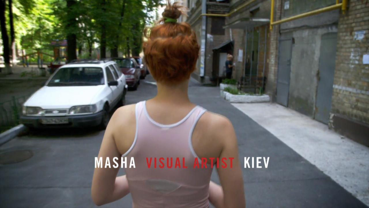 Resilient Cities Portrait: Kiev - Masha