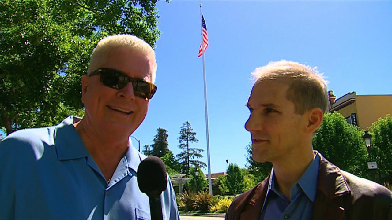 California's Gold: Flagpoles