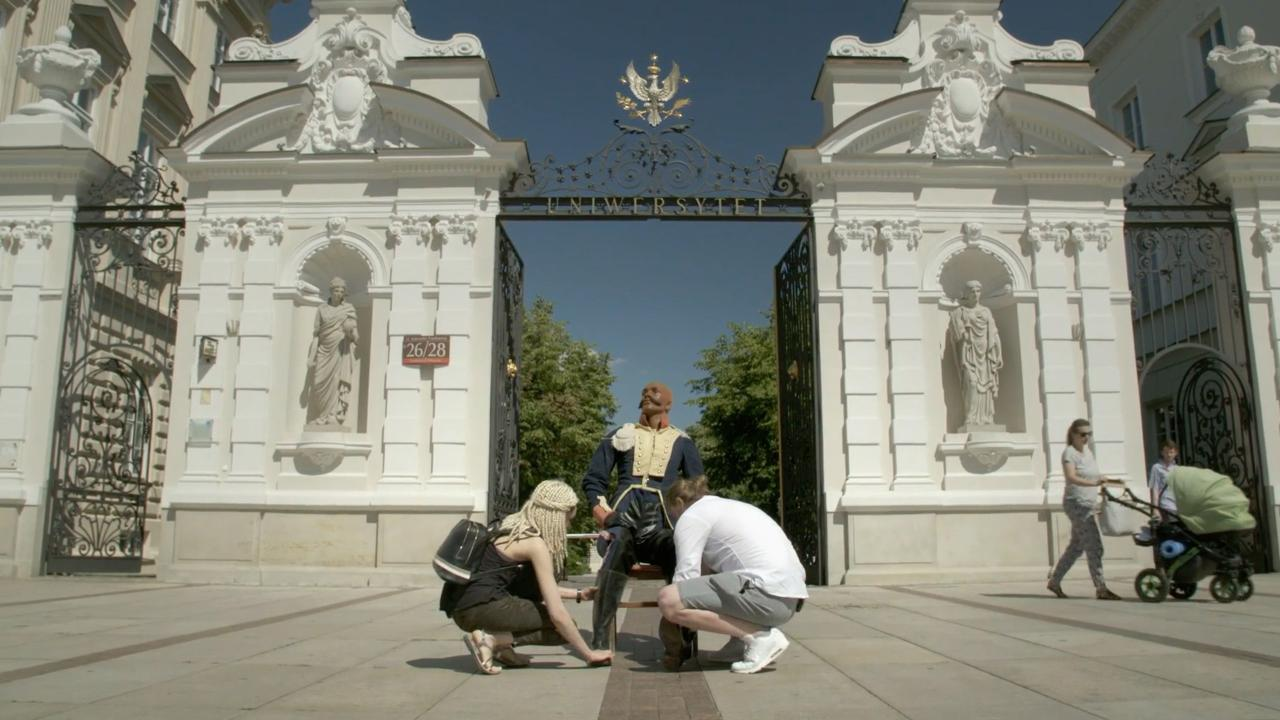 S3 E6: Warsaw - Art Fighting Ultranationalism