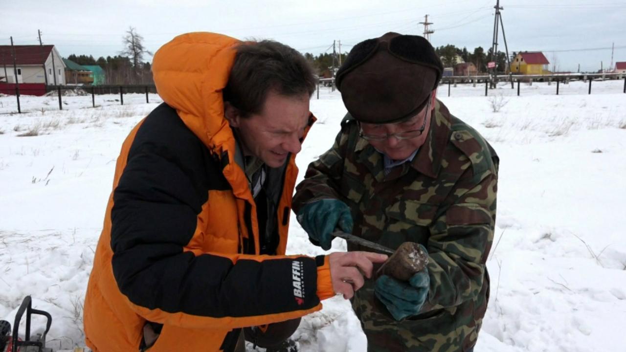 S1 E6: Melting Siberia