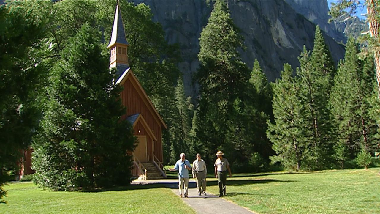 California's Gold: Yosemite Buildings