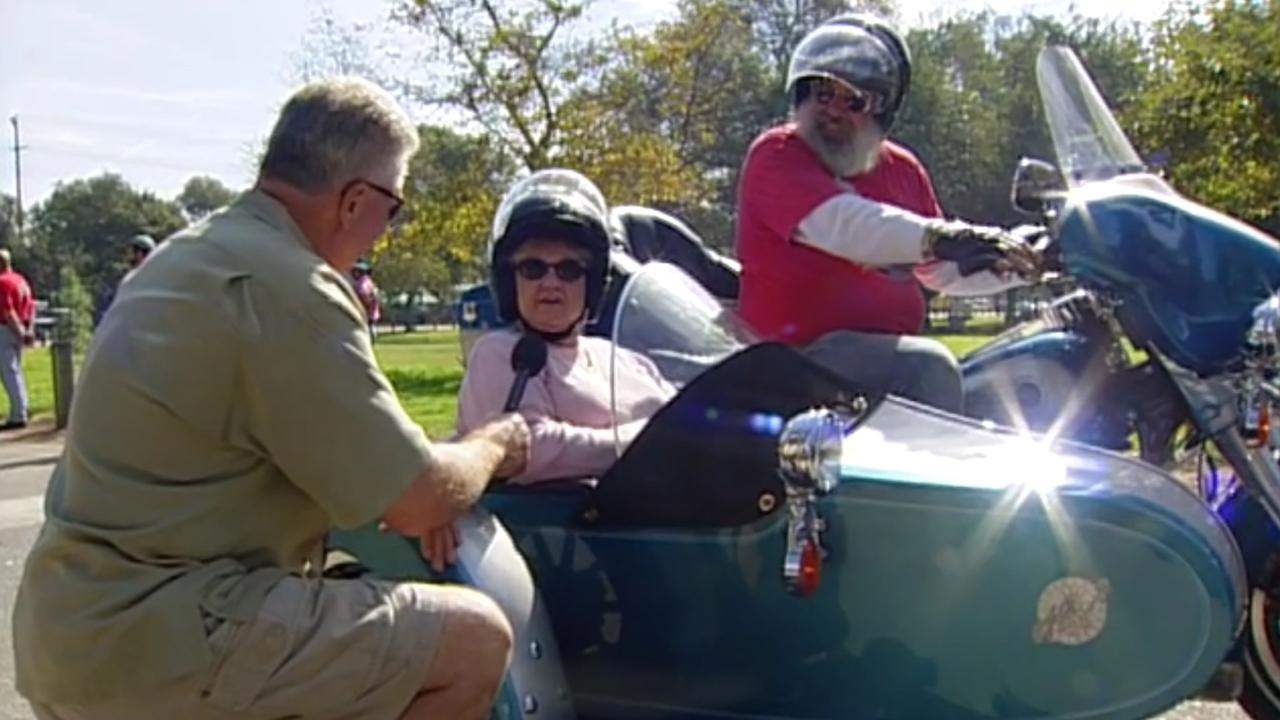 California's Gold: Sidecars