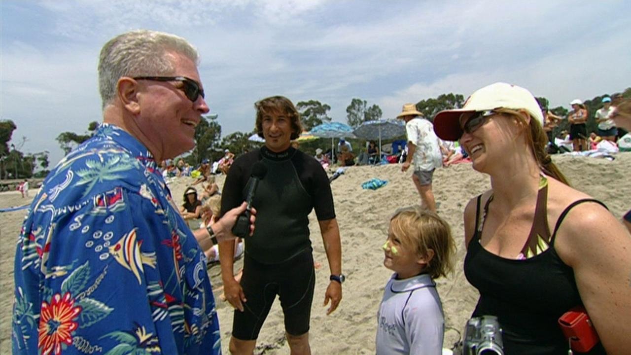 California's Golden Parks: Doheny State Beach