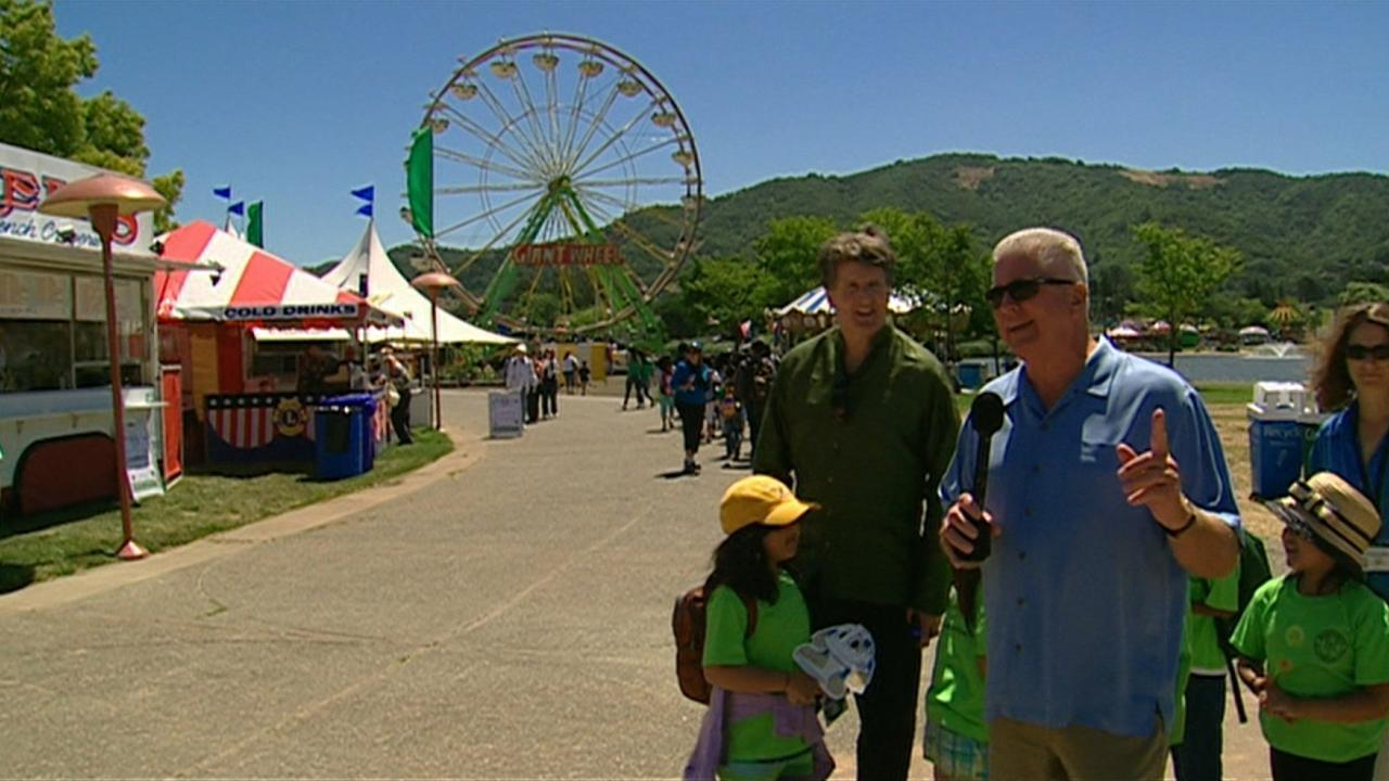 California's Golden Fairs: Marin County Fair