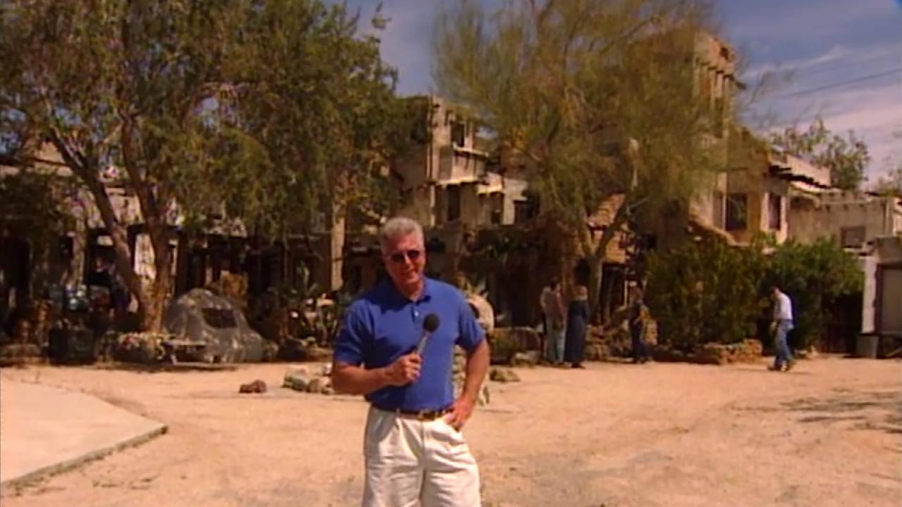 Palm Springs with Huell Howser: Cabot's Adobe