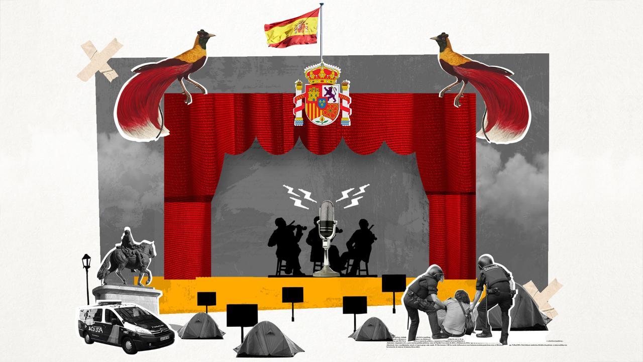 Indignados - A Citizen Movement In Spain