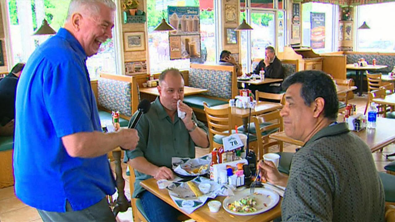 California's Gold: California Restaurants