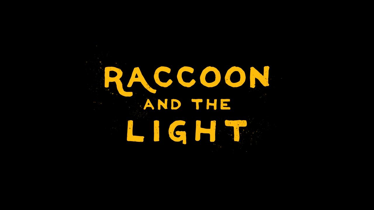 Raccoon and the Light