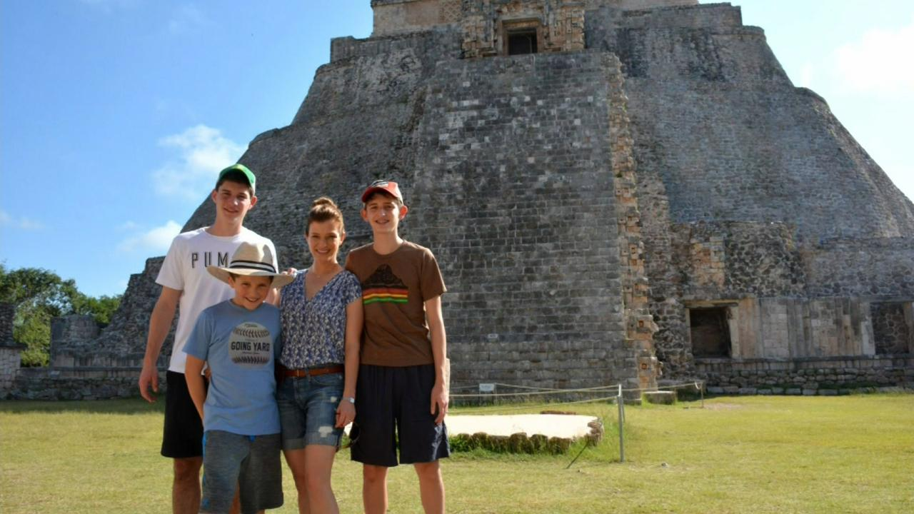 S5 E6: Ancient Yucatan with my Boys