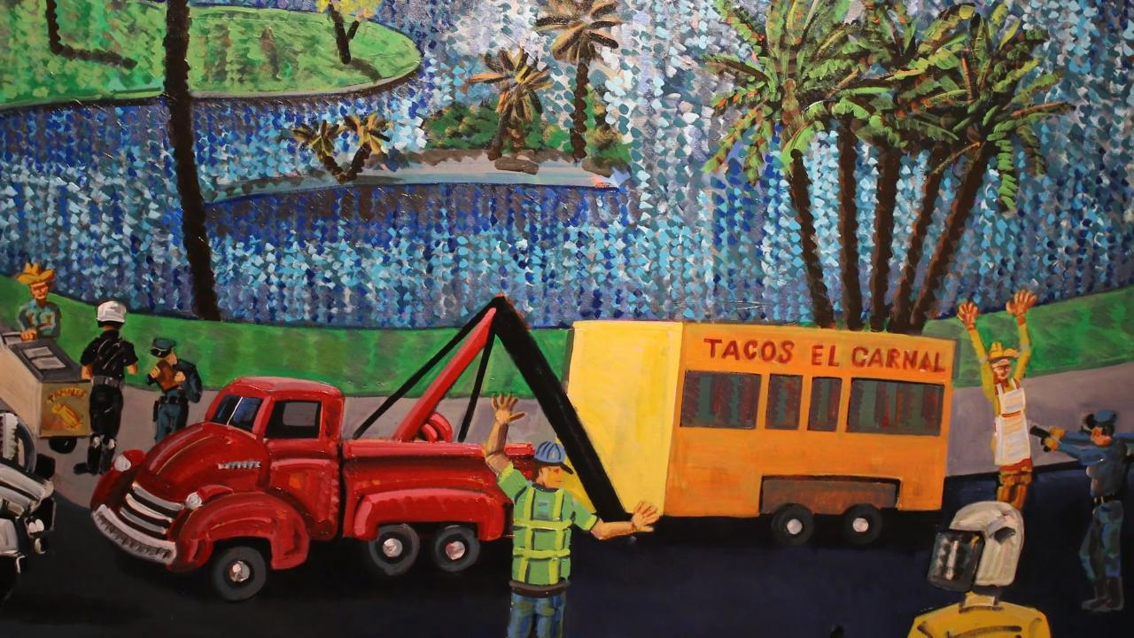 What do Mexicans think about Chicano Art?