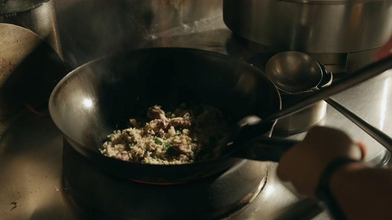 The Wok's Special Qualities