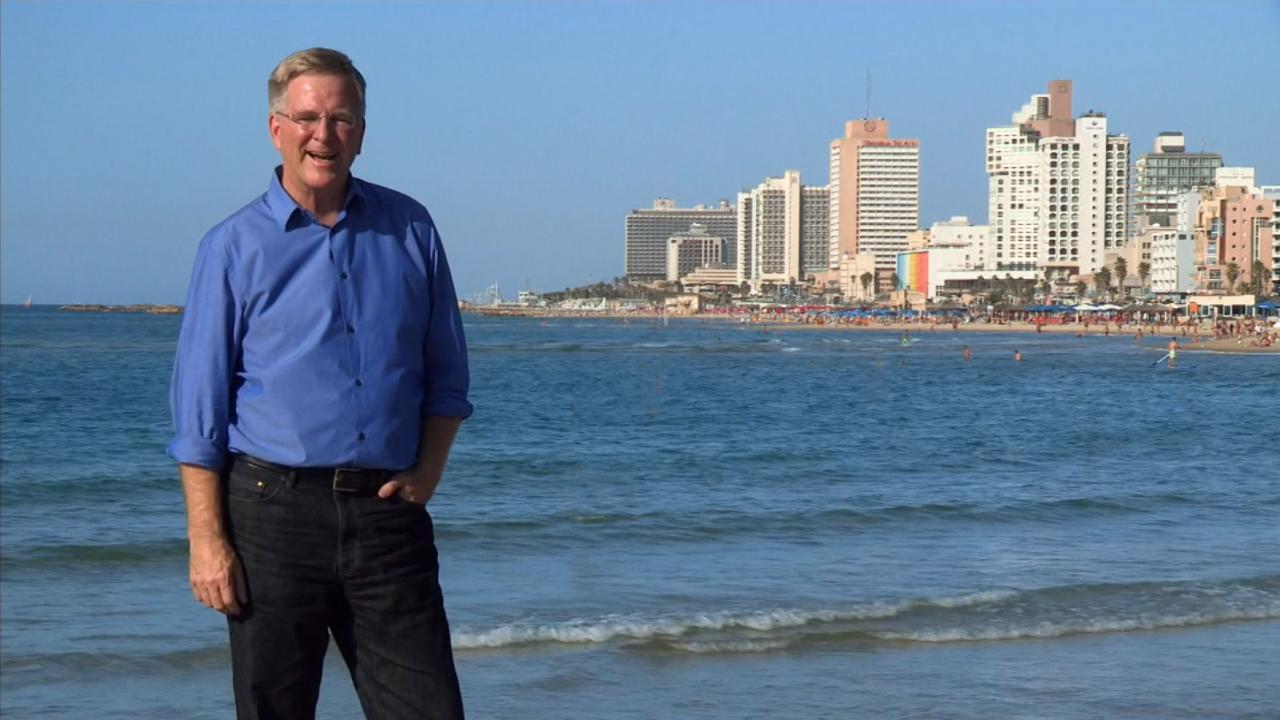 Rick Steves' Europe: The Best of Israel